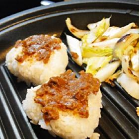 札幌黄の玉ねぎ味噌